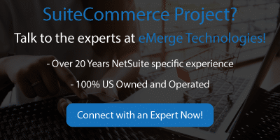 NetSuite eCommerce Services