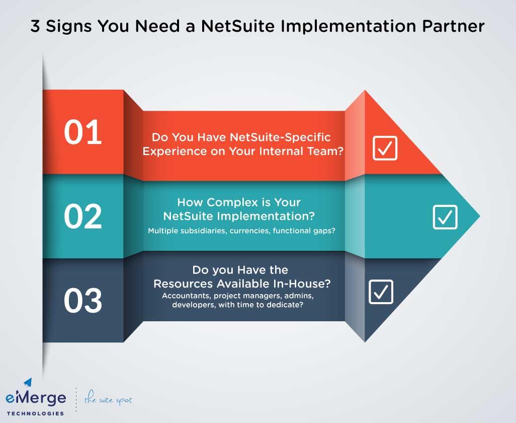 NetSuite Implementation partner signs
