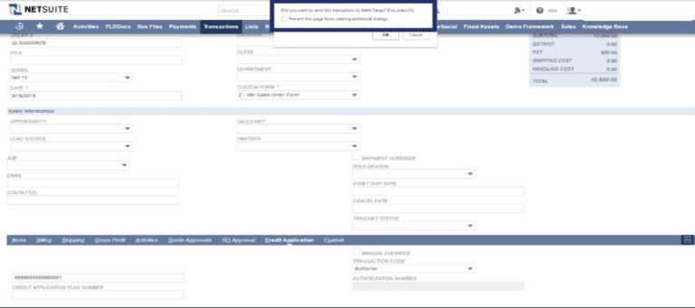 NetSuite Bank Integration Free Bundle