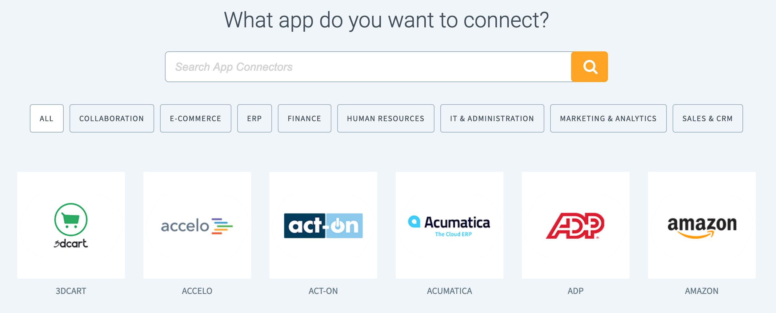 NetSuite integration Celigo